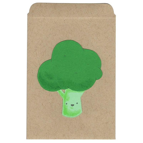Broccoli by Tony Rabit