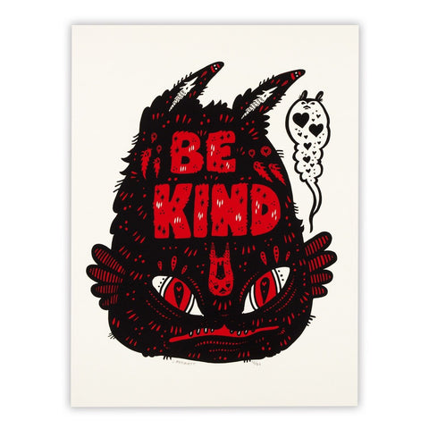 Be Kind by Sage Perrott (Haypeep)