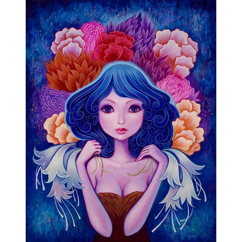 Veil of Flowers by Jeremiah Ketner