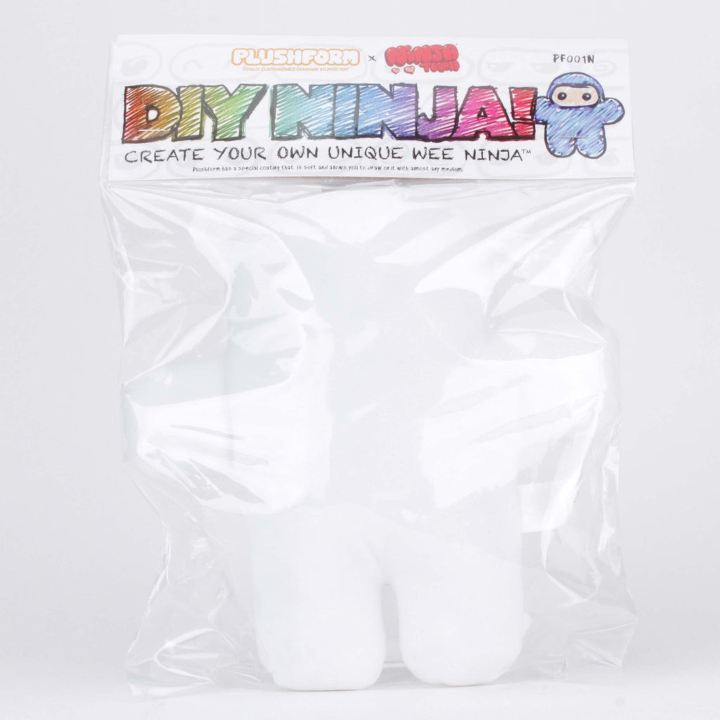 Plushform DIY Plush