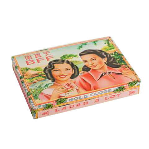 BFF - Tin Pocket Box