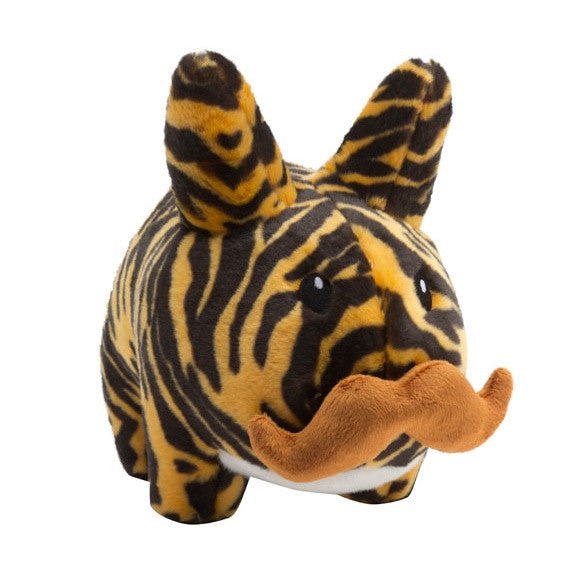 Tiger Stache Labbit - 7 inch
