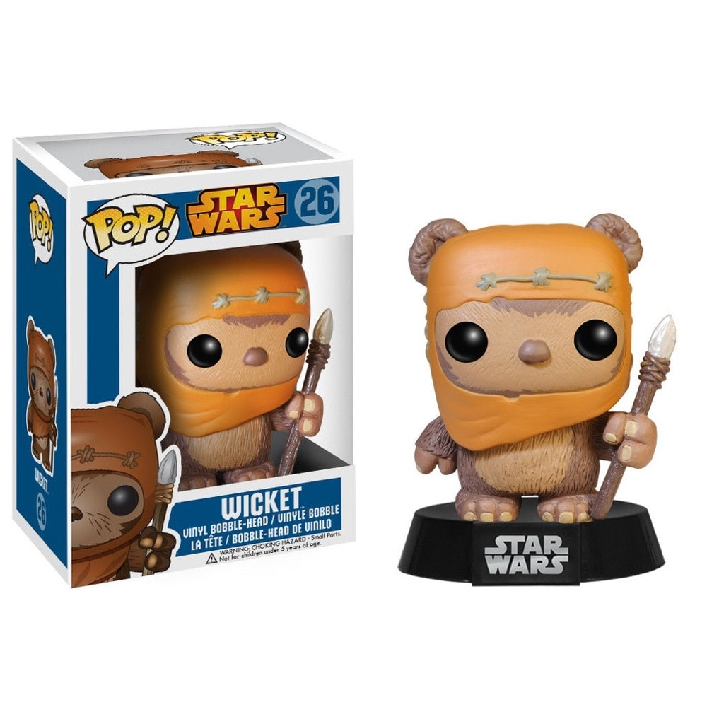 Wicket - POP! Star Wars- Bobble