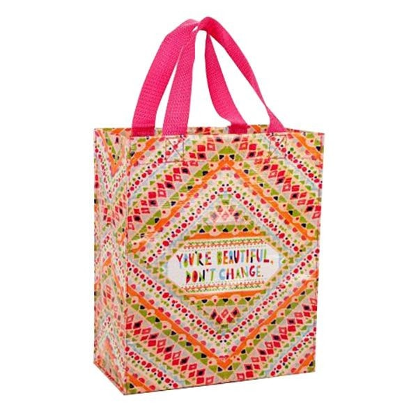You're Beautiful Handy Tote