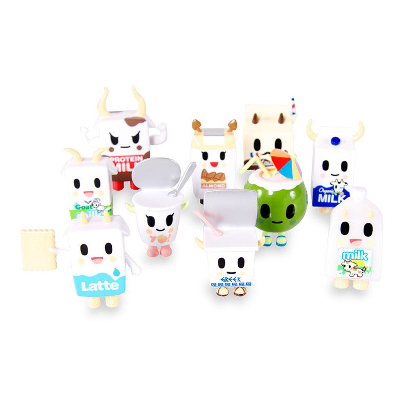 Moofia Mini Figures Series 2 - Single Blind Box
