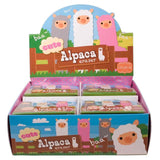 Alpaca Cuties Eraser Set