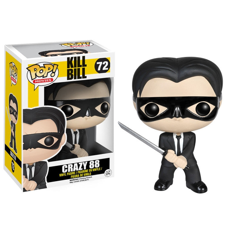 Crazy 88 - Kill Bill - POP! Movies