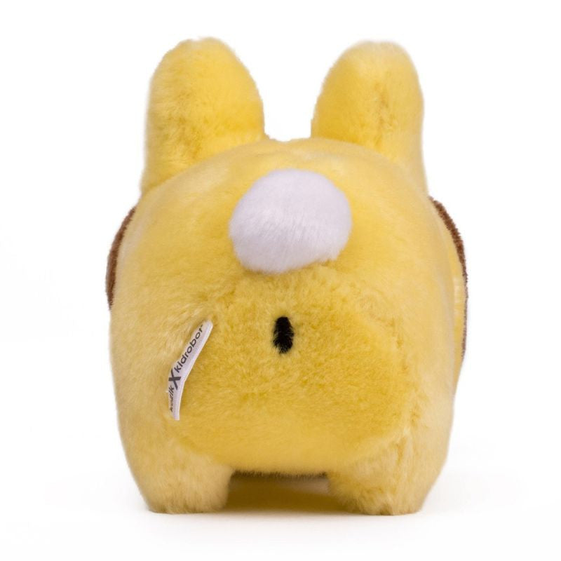 Plush Yellow Beard Labbit - 7 inch