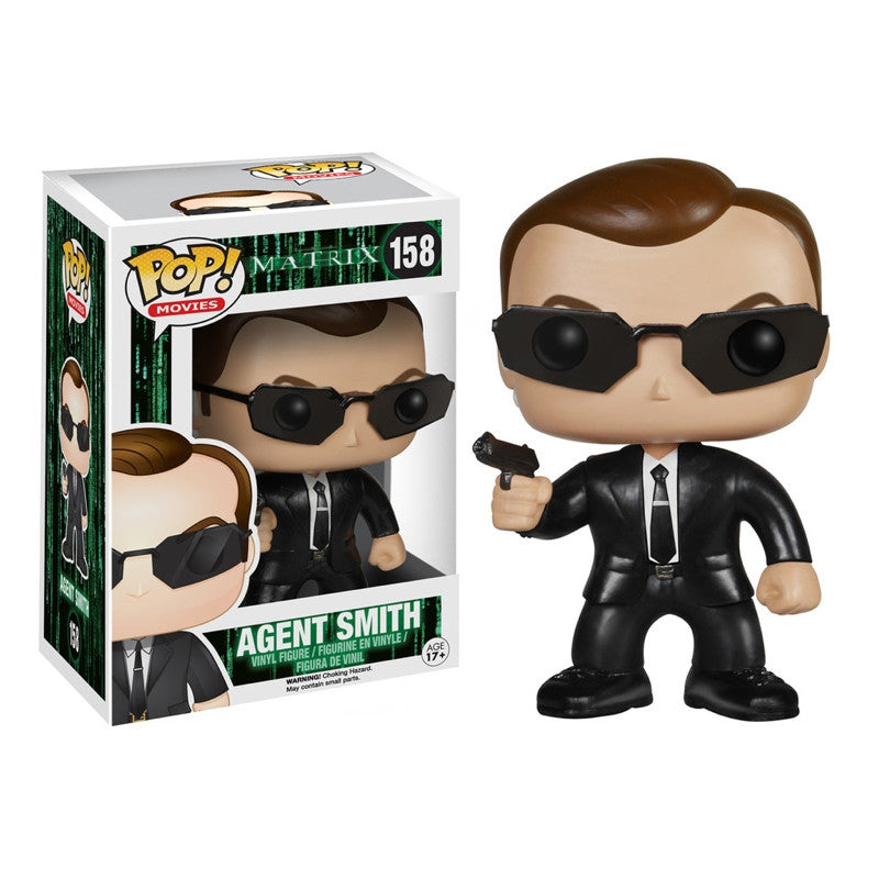 Agent Smith - Matrix - POP! Movies