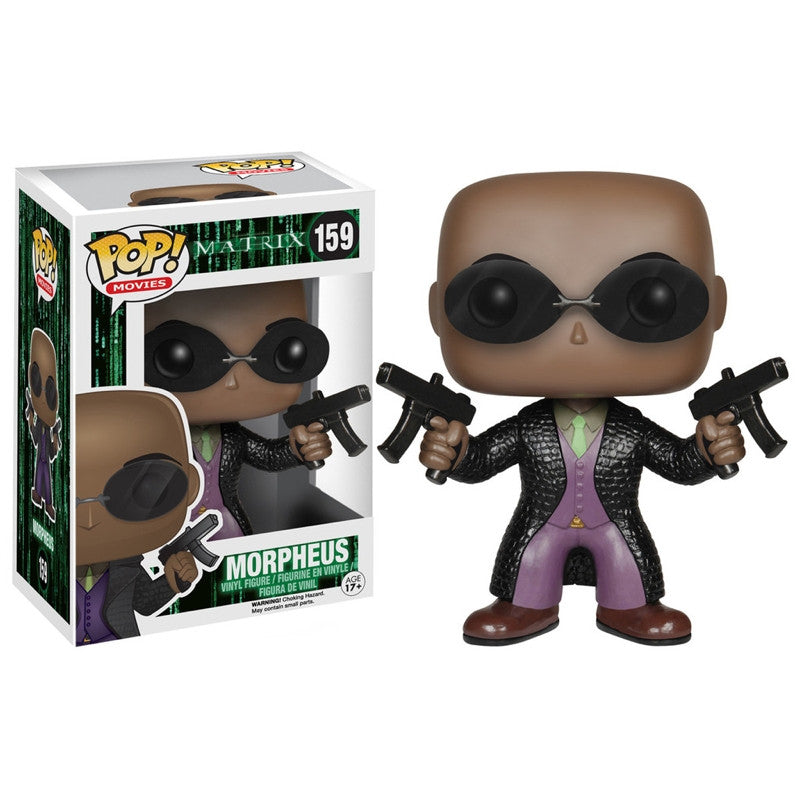 Morpheus - Matrix - POP! Movies