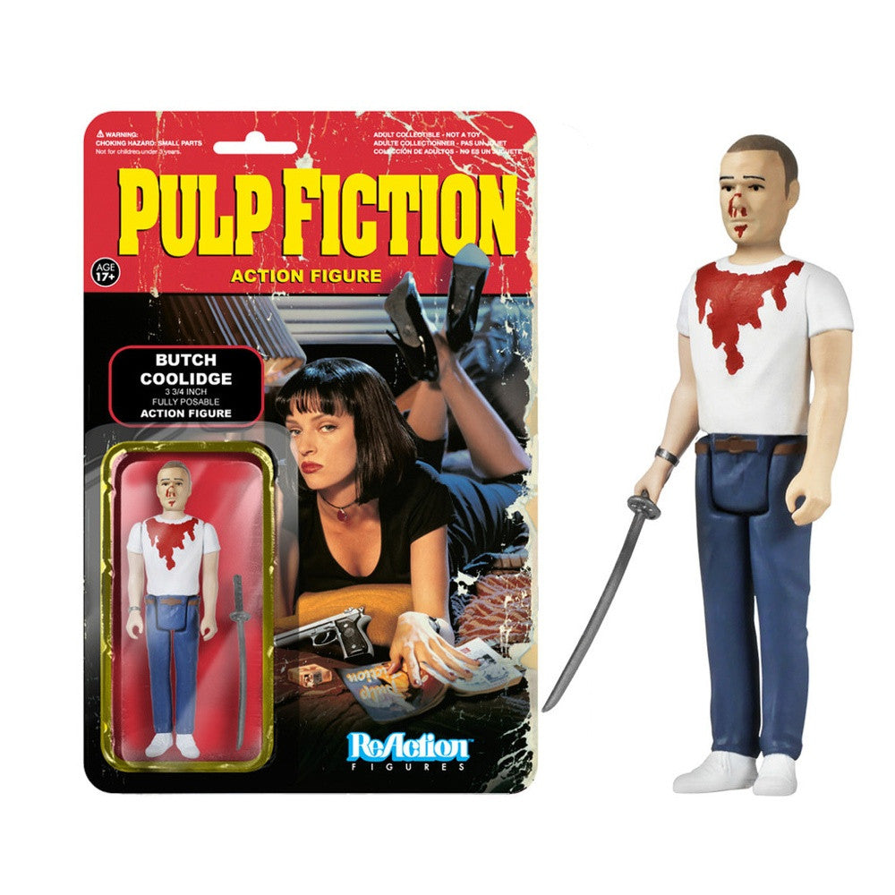 Butch Coolidge - ReAction: Pulp Fiction