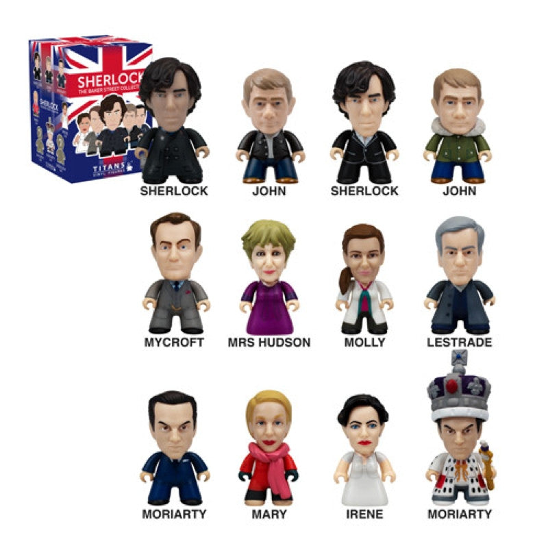 Sherlock - Single Blind Box