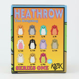 Heathrow the Hedgehog by Frank Kozik - Single Blind Box