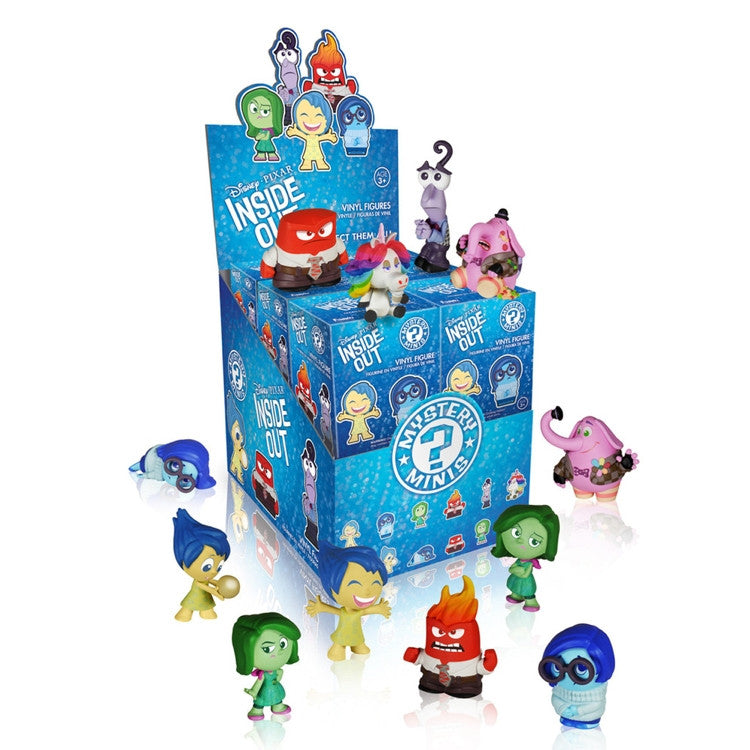 Inside Out - Mystery Minis - Single Blind Box