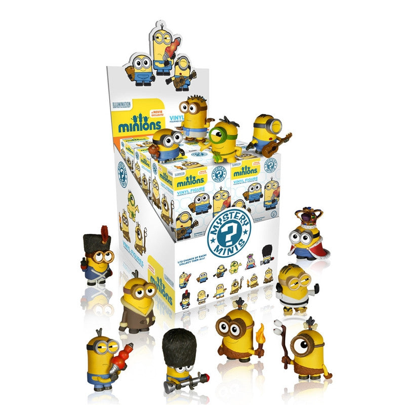 Minions Mystery Minis - Single Blind Box