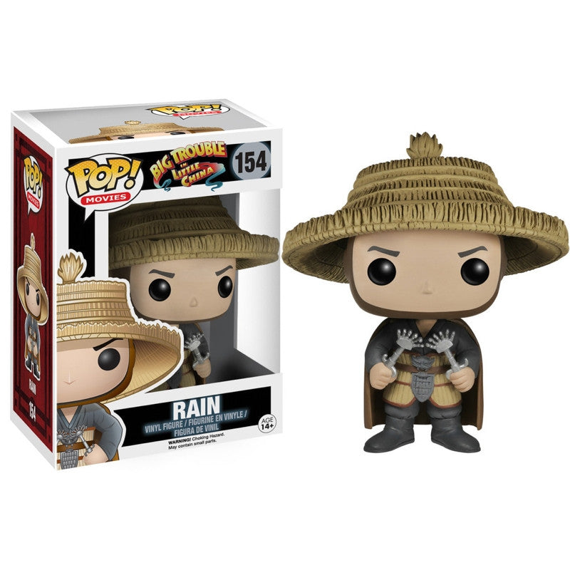 Rain - Big Trouble in Little China - POP! Movies
