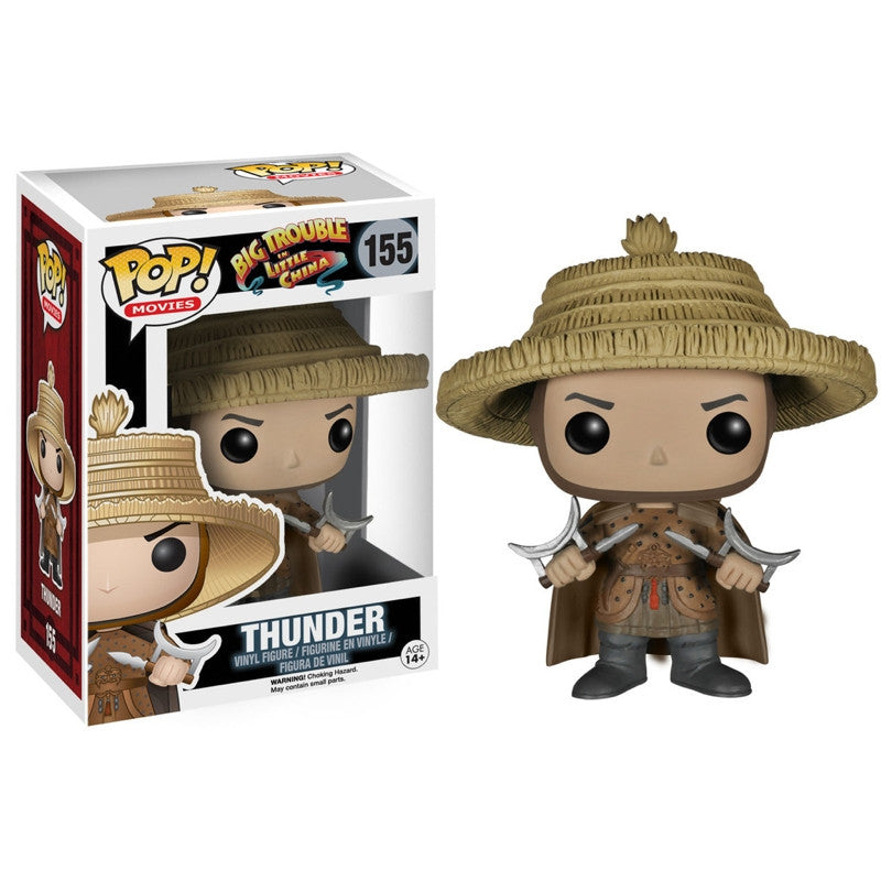 Thunder - Big Trouble in Little China - POP! Movies