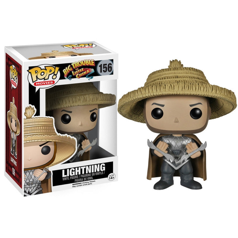 Lightning - Big Trouble in Little China - POP! Movies