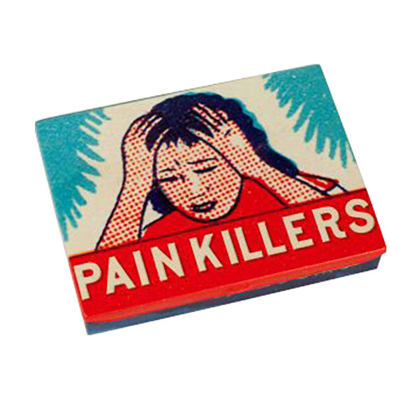 Painkillers - Tin Pocket Box