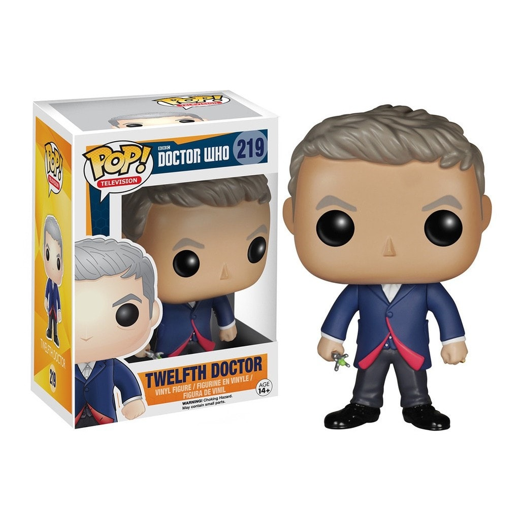 Twelfth Doctor - Doctor Who - POP! Television