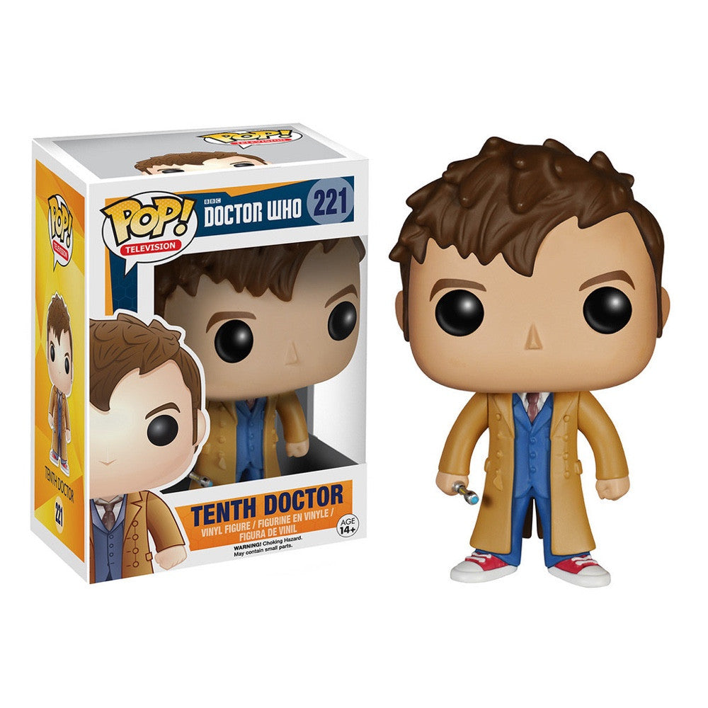 Tenth Doctor - Doctor Who - POP! Television