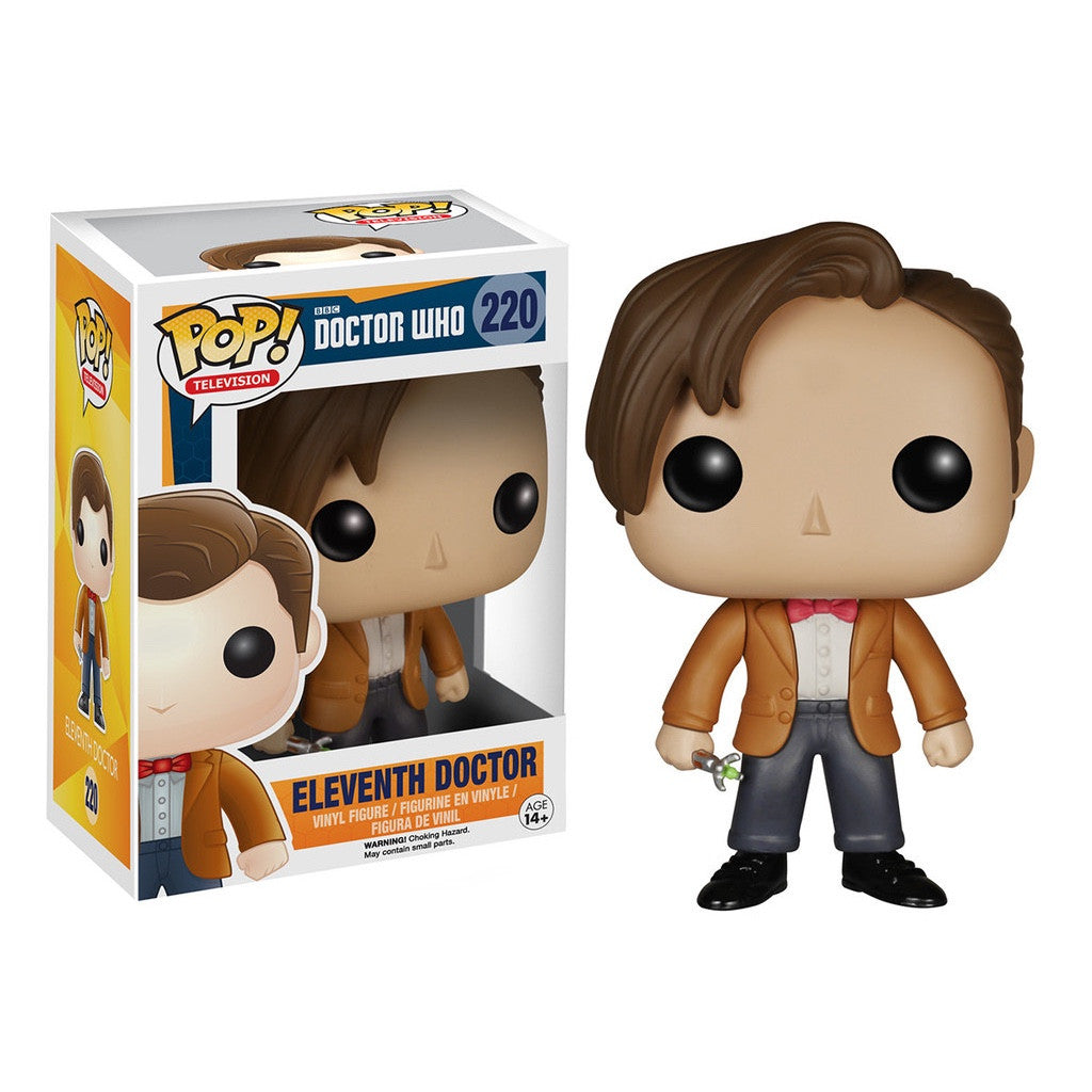 Eleventh Doctor - Doctor Who - POP! Television