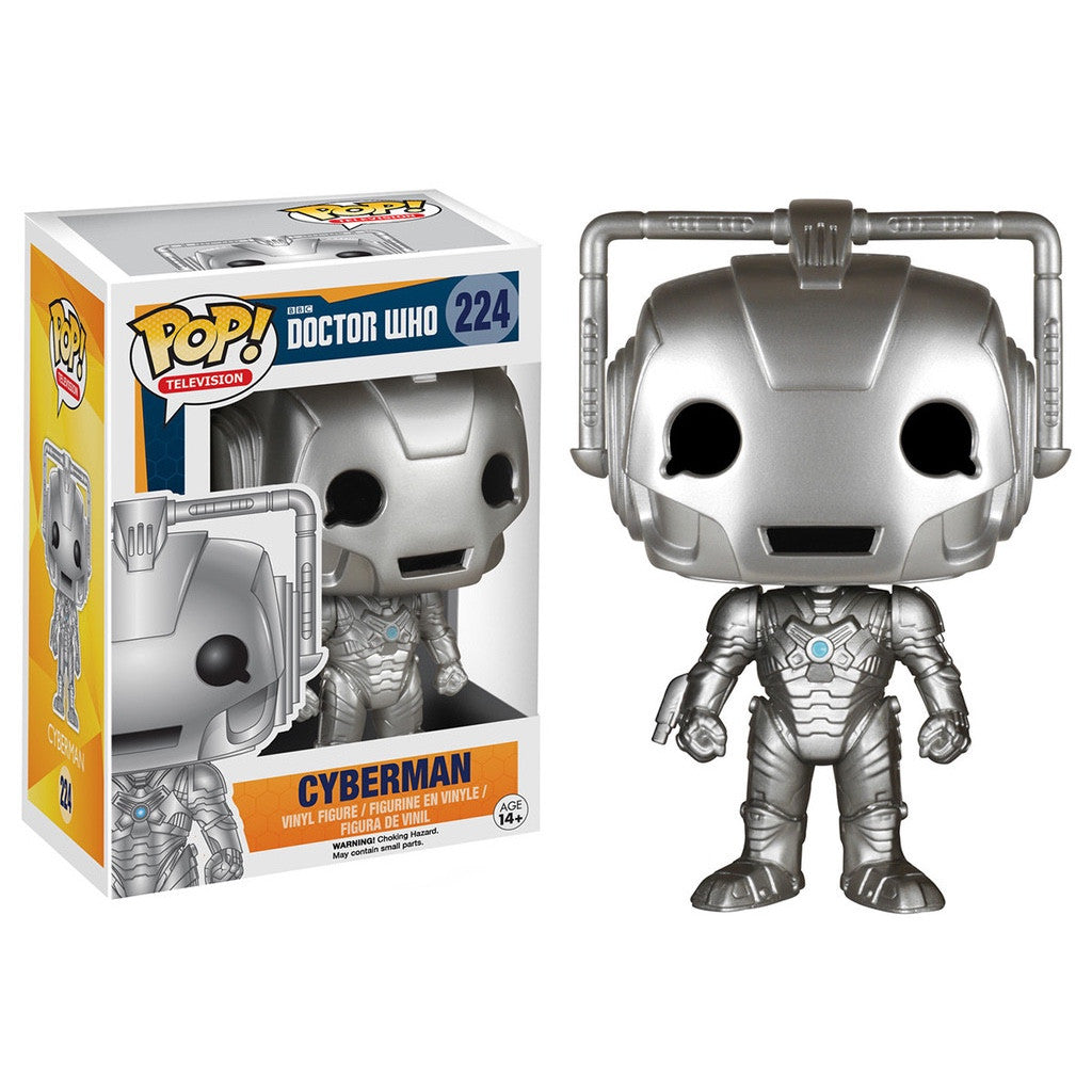 Cyberman - Doctor Who - POP! Television
