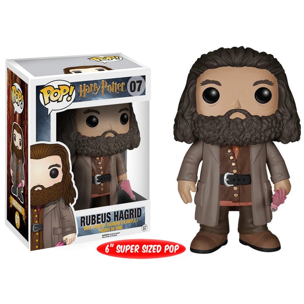 Rubeus Hagrid - Harry Potter POP!