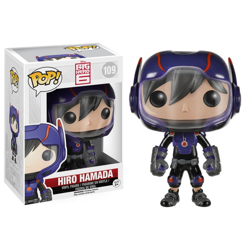 Hiro Hamada - Big Hero 6 - POP! Disney
