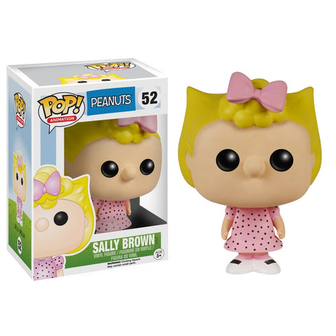 Sally Brown - Peanuts - POP! Animation