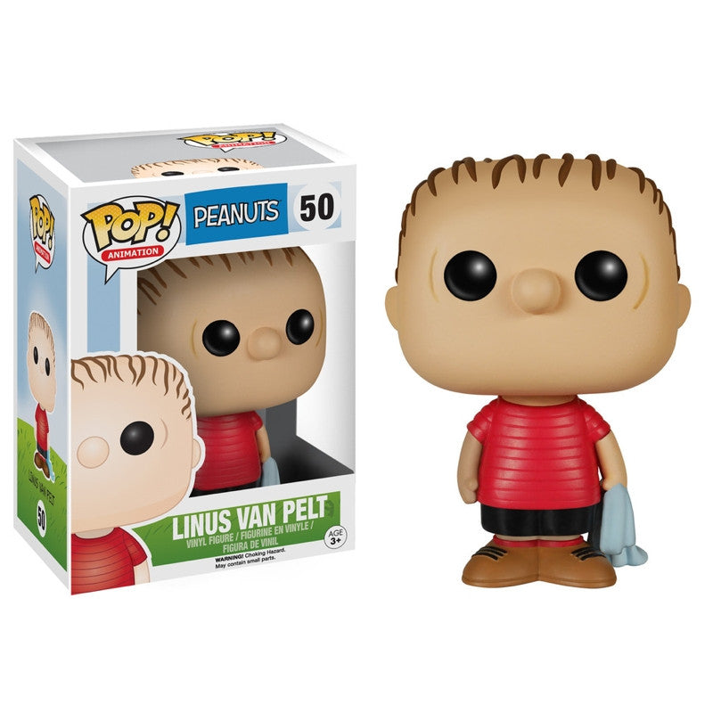 Linus Van Pelt - Peanuts - POP! Animation