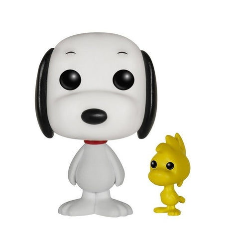 Snoopy & Woodstock - Peanuts - POP! Animation
