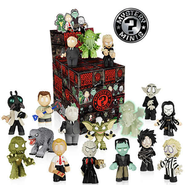 Horror Series 2  Mystery Minis - Single Blind Box