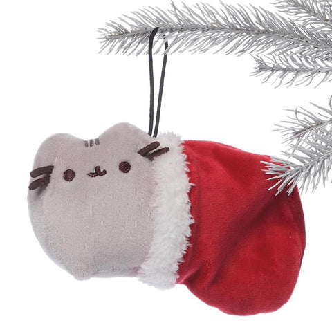Pusheen Stocking Ornament - 6 Inches