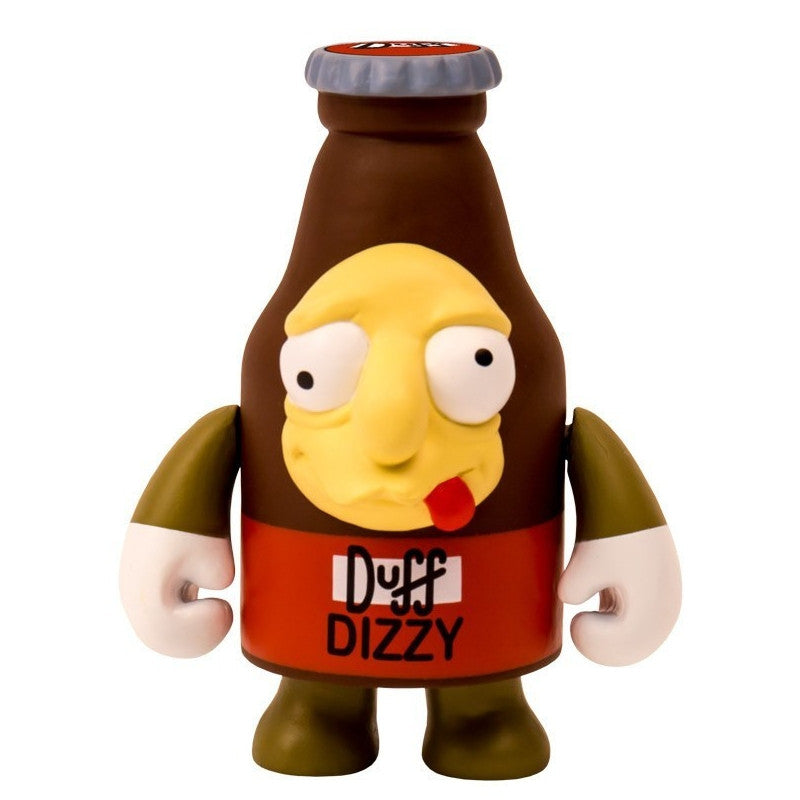 Dizzy Duff - The Simpsons Mini Figure
