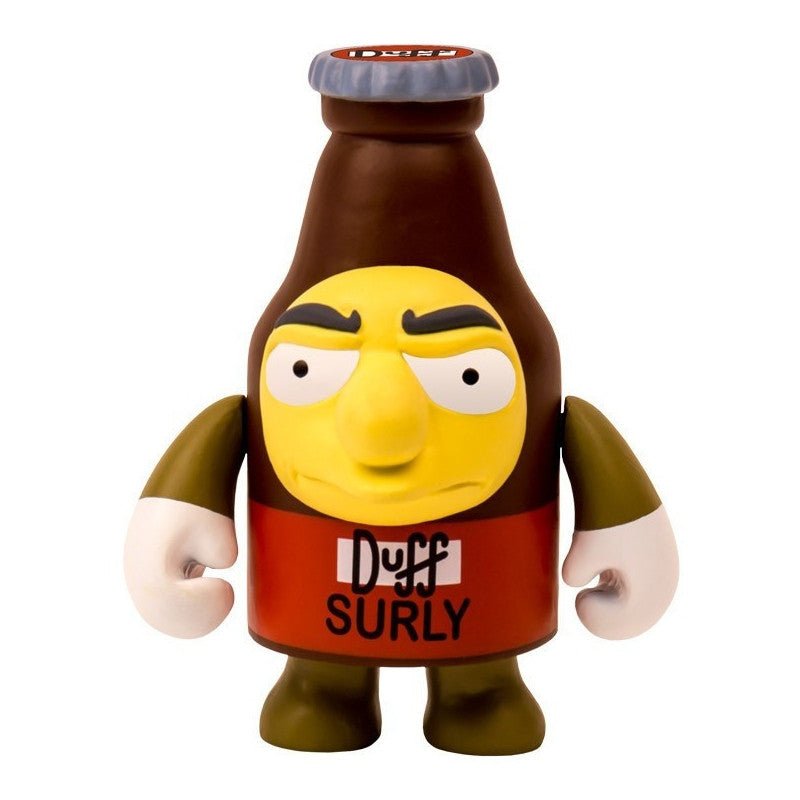 Surly Duff - The Simpsons Mini Figure