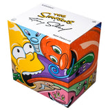 Bart by Kenny Scharf - The Simpsons Vinyl Figure