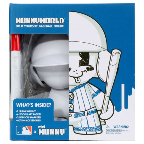 MLB Mini Munny - Pick Your Team