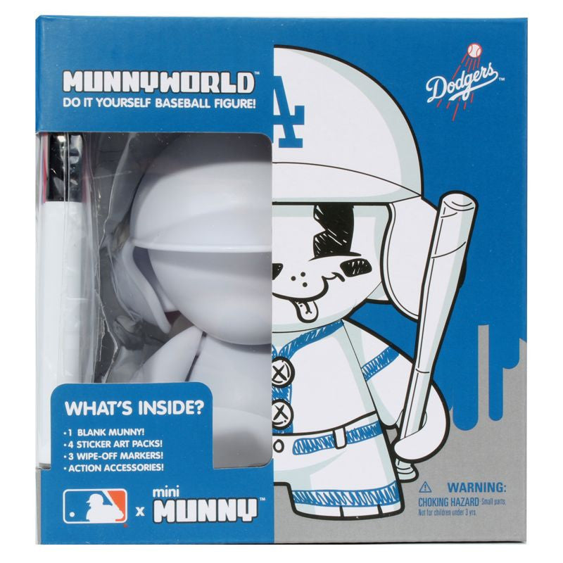 MLB Mini Munny - Dodgers