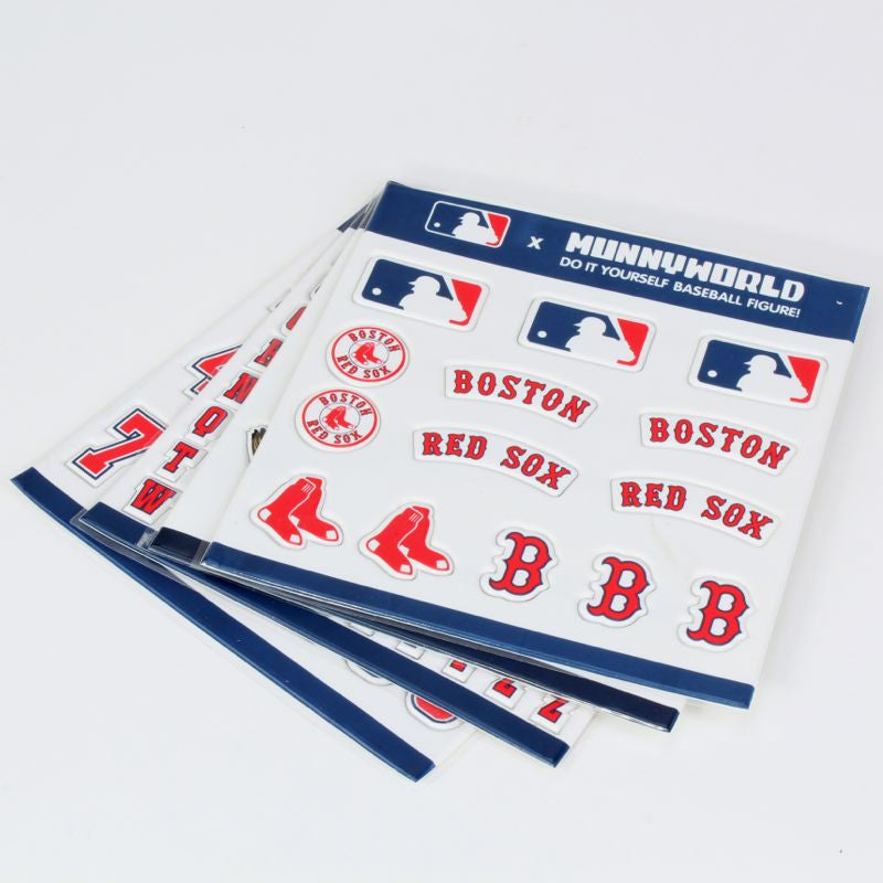 MLB Mini Munny - Red Sox