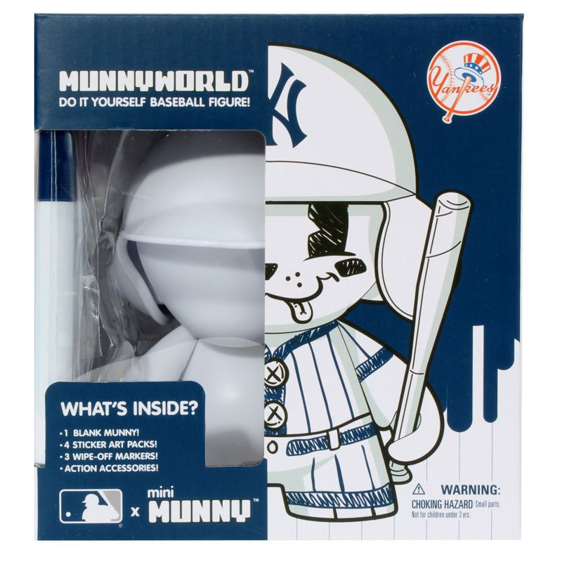 MLB Mini Munny - Yankees