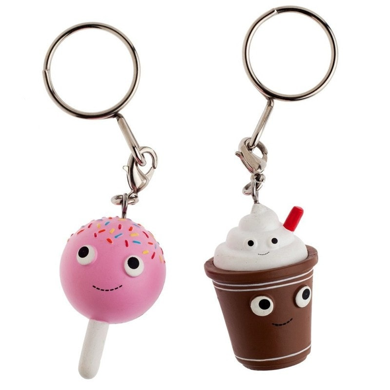 Yummy World Keychains - Single Blind Box