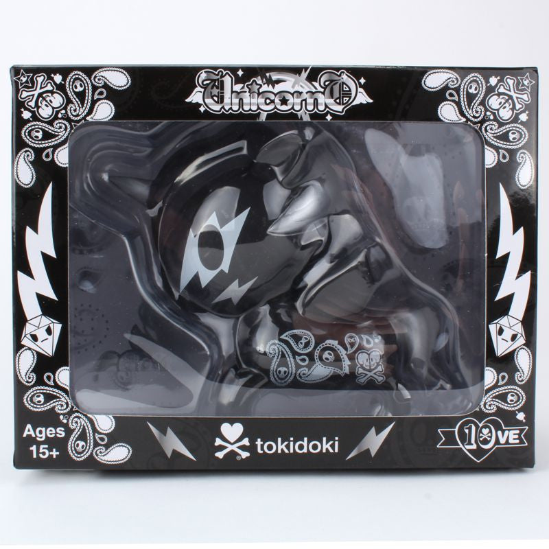10ve Unicorno Vinyl Black