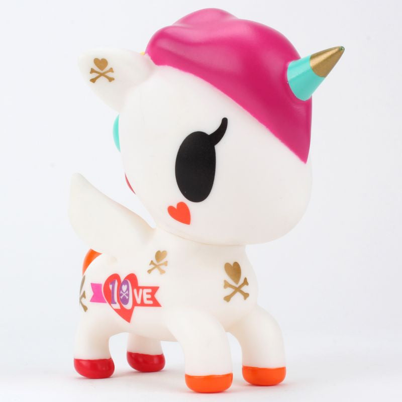 10ve Unicorno Vinyl White
