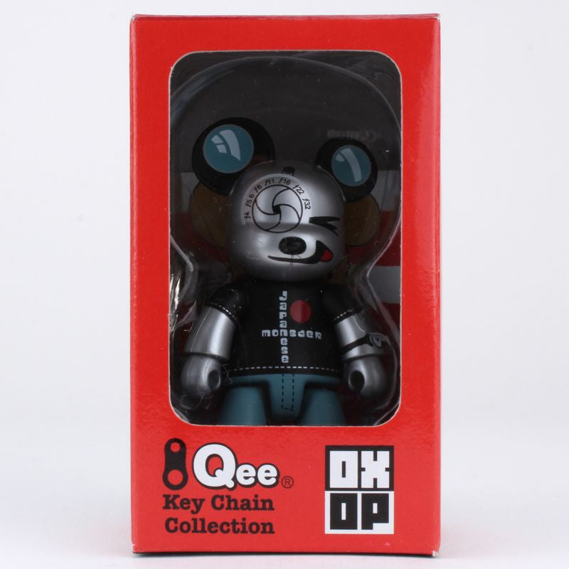 Japanese Monster BearQee by Japanese Monster -  OXOP Series 1 Qee Keychain