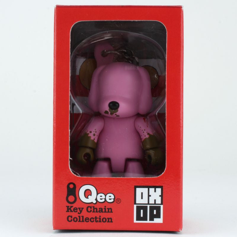 Poop Dog Qee by Aesthetic Apparatus  - OXOP Series 1 Qee Keychain
