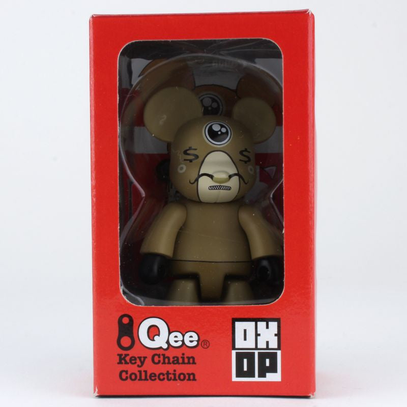 $ Eyes by Dalek BearQee - OXOP Series 1 Qee Keychain