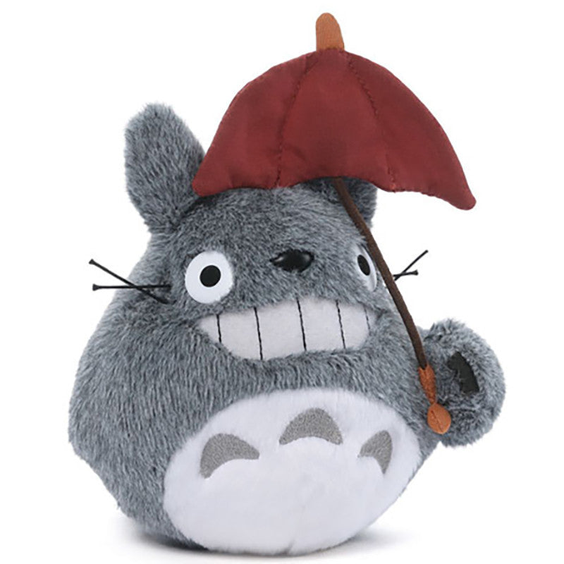 Totoro with Umbrella Plush