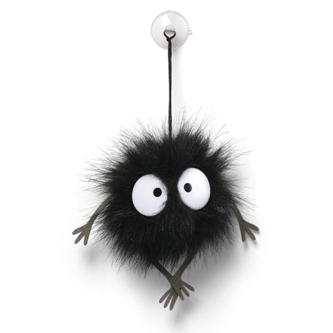 Plush Soot Sprite Window Cling - Spirited Away