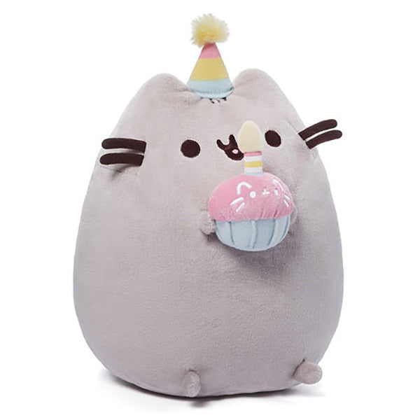 Pusheen Birthday  - 10.5 Inch Plush
